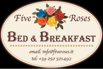 Five Roses - Bed & Breakfast - Pisa - Italy